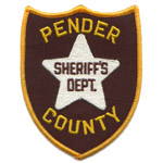 Pender County Sheriff's Office, NC