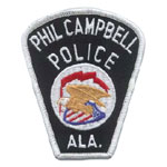 Phil Campbell Police Department, AL