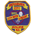 Bessemer City Police Department, NC