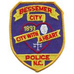 Bessemer City Police Department, NC