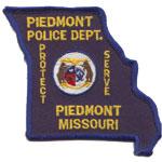 Piedmont Police Department, MO
