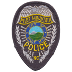 Pilot Mountain Police Department, NC