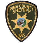 Pima County Sheriff's Department, AZ