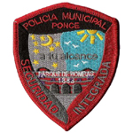 Ponce Municipal Police Department, PR