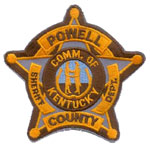 Powell County Sheriff's Department, KY