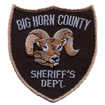 Big Horn County Sheriff's Department, MT