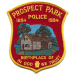 Prospect Park Borough Police Department, PA