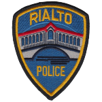Rialto Police Department, CA