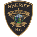 Bladen County Sheriff's Office, NC