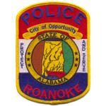 Roanoke Police Department, AL