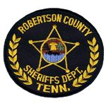 Robertson County Sheriff's Department, TN