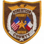 Robertson County Sheriff's Office, TX