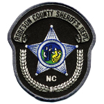 Robeson County Sheriff's Office, NC