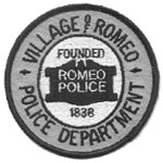 Romeo Police Department, MI