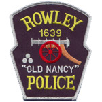 Rowley Police Department, MA