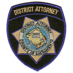 Sacramento County District Attorney's Office, CA