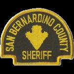 San Bernardino County Sheriff's Department, CA