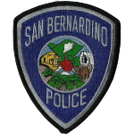 San Bernardino Police Department, CA