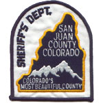 San Juan County Sheriff's Office, CO