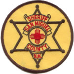 San Miguel County Sheriff's Department, NM