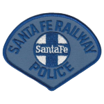 Atchison, Topeka and Santa Fe Railroad Police Department, RR
