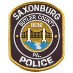 Saxonburg Borough Police Department, PA