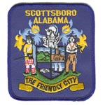 Scottsboro Police Department, AL