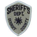 Scurry County Sheriff's Department, TX