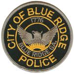 Blue Ridge Police Department, GA