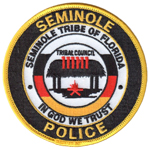Seminole Police Department, TR