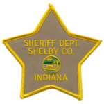 Shelby County Sheriff's Department, Indiana