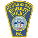 Bogart Police Department, Georgia
