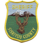 Siskiyou County Sheriff's Department, CA