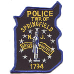 Springfield Police Department, NJ