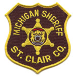 St. Clair County Sheriff's Department, Michigan