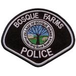 Bosque Farms Police Department, NM