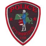 Sturbridge Police Department, MA