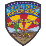 Surprise Police Department, AZ