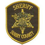 Surry County Sheriff's Office, NC