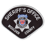 Boulder County Sheriff's Office, CO