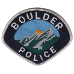 Boulder Police Department, CO