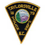 Taylorsville Police Department, NC