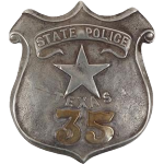 Texas State Police, TX