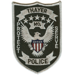 Thayer Police Department, MO