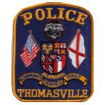 Thomasville Police Department, AL