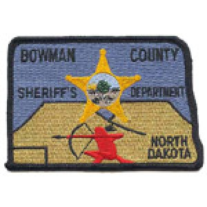 Sheriff Max L. Taylor, Bowman County Sheriff's Department ...