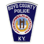 Boyd County Police Department, KY
