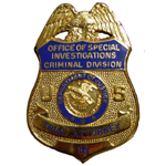 United States Department of Justice - Office of Special Investigations, US