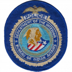 United States Department of the Interior - Bureau of Indian Affairs - Division of Law Enforcement, US