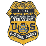 United States Department of the Treasury - Internal Revenue Service - Criminal Investigation, US